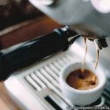 máquina de café profissional para cafeteria
