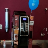máquina de fazer café expresso Morumbi