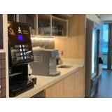 máquina profissional de café Caiubi