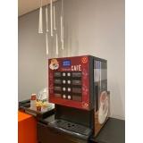 máquinas café comodato Parque Anchieta