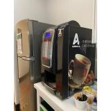 máquinas de café empresariais Vila Rica