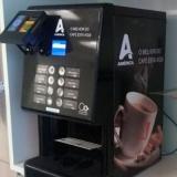 máquinas de café expresso américa Jardim Topázio