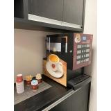 máquinas de café expresso automáticas Chácaras São José
