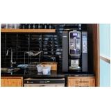 máquinas de café profissionais para cafeteria Chácara Pousada do Vale