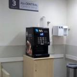 onde compro comodato máquina de café automática Chácara Capão Grosso