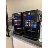 onde faço locação máquina de café Jardim das Indústrias