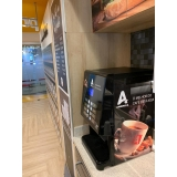 onde tem máquina café expresso profissional Jardim das Oliveiras