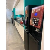 preço de vending machine para empresas Maravilhas do Cajuru