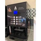 vending machine de bebidas cremosas locação Jardim Nova Europa